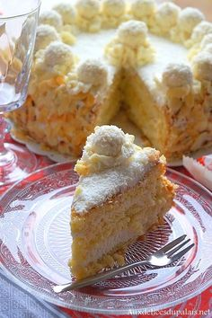 layer cake,mascarpone,chocolat,noix de coco, amandes,raffaello