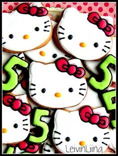 Hello Kitty Cookies - LeivinLiina - Vuodatus.net