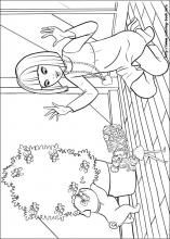 Barbie Thumbelina coloring pages on Coloring-Book.info