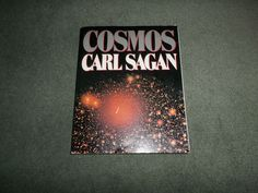 """""""COSMOS"""" by Carl Sagan, Paperback Book, 1st Edition April 1983, Number 98, GUC!"""