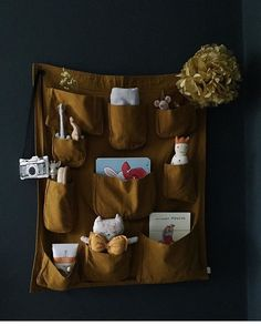 Numero74 Wall Pocketwill help you to organize your space!