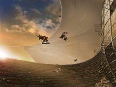 Quidditch World Cup Stadium