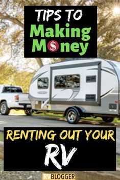 Are you thinking about renting out your RV? Whether it is to save money RVing or make money RVing this article is filled with tips and advice about r Rv Camping Tips, Travel Trailer Camping, Rv Travel, Camping Ideas, Travel Tips, Rent Rv, Camper Rental, Rv Life, Rental Agencies