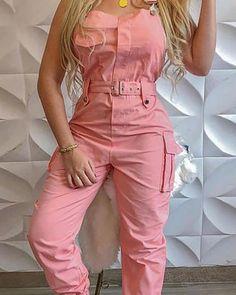 Long Romper, Playsuit Romper, Rompers Women, Jumpsuits For Women, Fashion Jumpsuits, Trend Fashion, Fashion Outfits, Style Fashion, Fashion Ideas