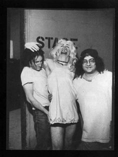 Reznor and Manson