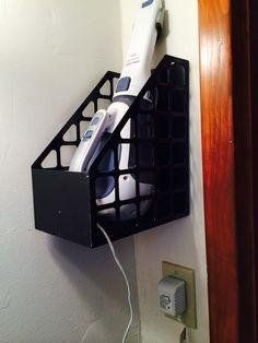 I Made A Wall Mounted Device Charging Station Out Of Some