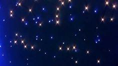 Gwieździste niebo - Oświetlenie LED - gwiezdne niebo - oświetlenie świat...