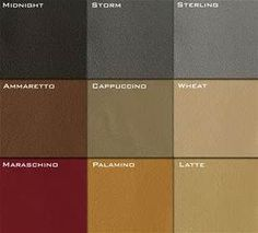 Tuscan Neutrals Our Living Room Color Palette Charcoal