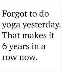#yoga @Hat and Fashion.com