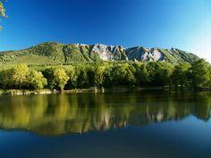 Lak-völgyi tó (Hungary) Hungary Travel, Heart Of Europe, Budapest Hungary, Holiday Destinations, Holiday Travel, Beautiful World, Croatia, Places To Visit, Marvel