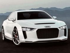 This Audi R8 concept is white hot!!! Check it out and buy your poster here… http://www.ebay.com/itm/008-Audi-R8-Super-Car-Racing-Car-concept-22-x14-Poster-/251475325615?pt=Art_Posters&hash=item3a8d18f2af?roken2=ta.p3hwzkq71.bsports-cars-we-love #spon #CarPorn