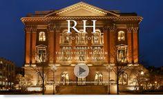 RH Boston - History Reimagined