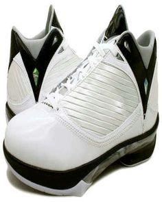 Nike Air Jordan 2009 Chaussures 2K9 White Metallic Silver Black 343084-161