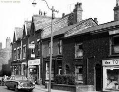 Goslings fishmongers Moston Lane 1959 Ashley Lane, Good Day, Manchester, Gypsy, Childhood, Street View, Urban, History, Places