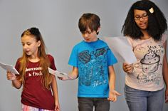 Kid's Advanced Monologue & Scene Study Winter Park, Florida  #Kids #Events