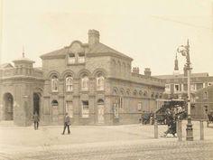 Lowestoft Station 1910.