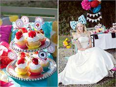 Alice in Wonderland wedding decor, wedding theme, wonderland ideas