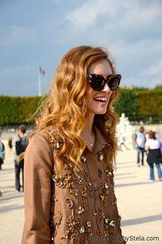 Chiara Ferragni, Paris Fashion Week SS 15
