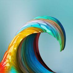 by Peter Tarka, via Behance Matte Painting, Surf Art, Motion Design, Art Direction, Concept Art, Art Photography, Digital Art, Illustration Art, Images