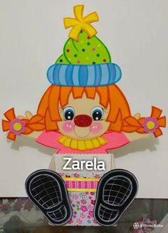 Mobile Stand, Corpus Christi, Tweety, Ideas Para, Flamingo, Party Themes, Birthday, Creative, Crafts