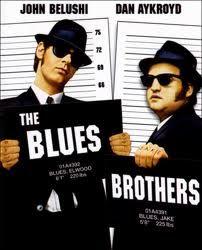"""The blues brothers: """"Non ci prenderanno: siamo in missione per conto di Dio"""""""