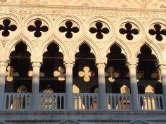 Dogi's palace particular, Venice