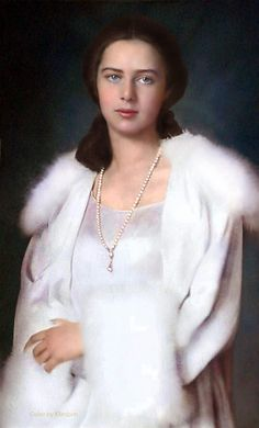 Princess Ileana of Romania.  Some claimed she was fathered by her mother's…