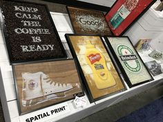 Spatial Prints or Unicorn Graphics   Custom Hand-made Prints   MOQ: Tiered pricing   #2017PPAI