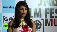 India: Bollywood's stars glitter at Jagran Film Festival