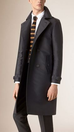 Burberry Lightweight Technical Trench Coat