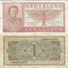 Nederland, 1 gulden