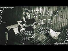 """Walking your way""- original song  #music #singersongwriter #guitar #harmony #original #song #originalsong #pinit"