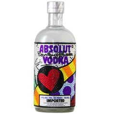 Absolut by Romero Britto