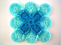 Bavarian stitch aka Wooleater