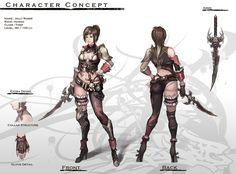 Bilderesultat for Cute steampunk belt character art Fantasy Female Warrior, Female Knight, Fantasy Armor, Character Poses, Character Concept, Character Art, Character Design, Character Ideas, Character Inspiration