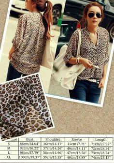 Leopard Button Down -Get it at www.facebook.com/anjboutique LIKE our page to keep up with our sales events!