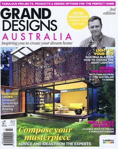 The third edition of Grand Designs Australia magazine includes an article by My Architect Director, Robert Harwood, on the rise and rise of adaptive reuse. Read it here: http://blog.my-architect.com.au/?p=3268