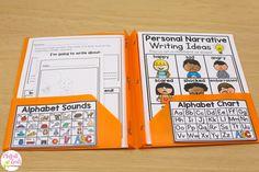 Narrative Writing Kindergarten, Kindergarten Writing Activities, Personal Narrative Writing, Math Writing, Writing Curriculum, Teaching Writing, Kindergarten Writers Workshop, Writing Centers, Personal Narratives