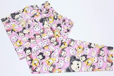 •TsumTsum Pink• Short Sleeve, Long Pants: 155rb Material: Cotton Size: All Size (LD = 106) Ask for Discount Welcoming Resellers • For order: WA: 0822-82-7777-03 Line: jazz.pajamas IG: @jazz.pajamas
