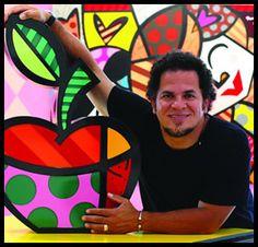 Romero Britto <3 #art