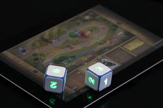 Playing Powered Board Games on a tablet. Now it's possible!