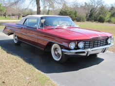 1960 Oldsmobile Super 88 Convertible Maintenance/restoration of old/vintage vehicles: the material for new cogs/casters/gears/pads could be cast polyamide which I (Cast polyamide) can produce. My contact: tatjana.alic@windowslive.com