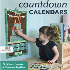 Create your own count down calenders for deployments, retirements, anything you can think of.