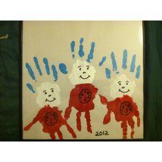 Thing hand prints