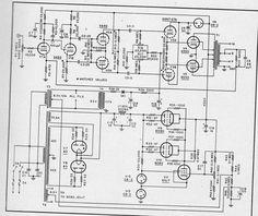 Mullard EL34 Push-Pull Tube Amp Schematic (Dynaco A420