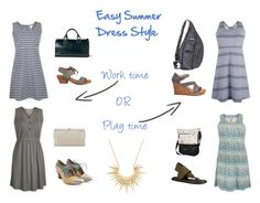 """Easy Summer Dress S"