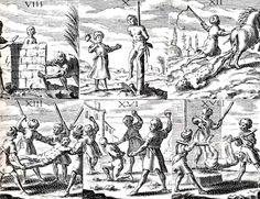 Τα φρικώδη βασανιστήρια και η κρατική καταστολή στα χρόνια της Οθωμανικής Αυτοκρατορίας