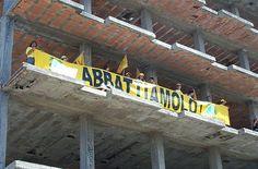 Contro l'abusivismo edilizio