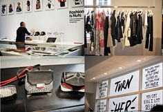 When in Paris' 1st arrondissement don't forget to peek inside Colette - the craziest and most creative multibrand boutique in the world! http://goo.gl/ecDxcK