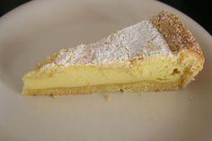 tuya veniva dal mare: torta deliziosa alla crema di ricotta e limone